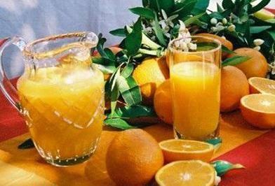 Смачні та корисні напої з апельсинів