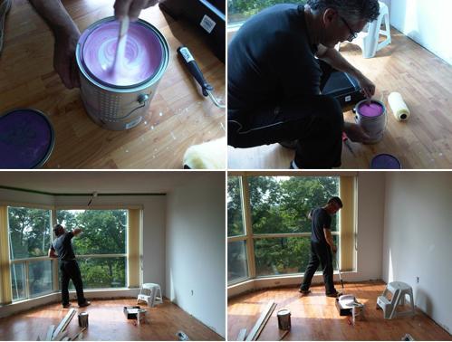 фарба водоемульсійна для стелі