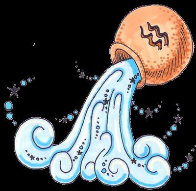 характеристика водолія