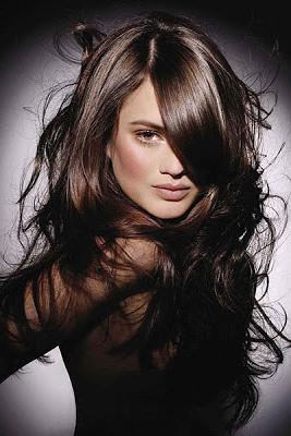 Питання на засипку: як вивести чорний колір волосся?