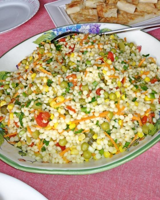 Східний салат: три незвичайних рецепта