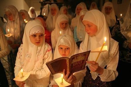 Як святкували Пасху в росії