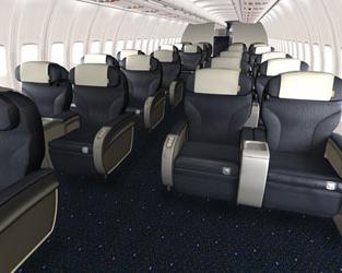 Вибираємо бізнес-клас в літаку