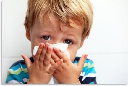 гайморит лікування у дітей