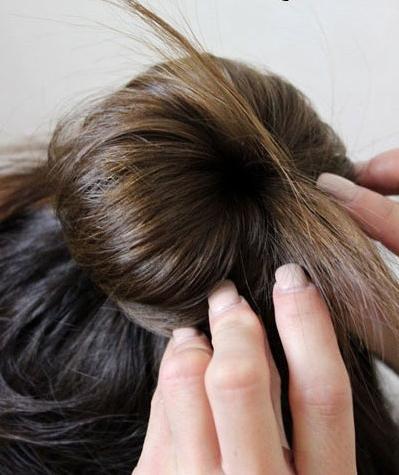Шпилька для волосся твістер. Варіанти зачісок