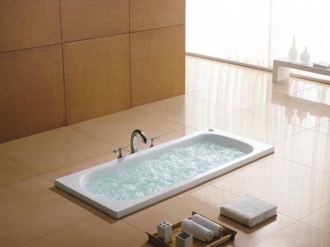Перлинні ванни, показання та протипоказання