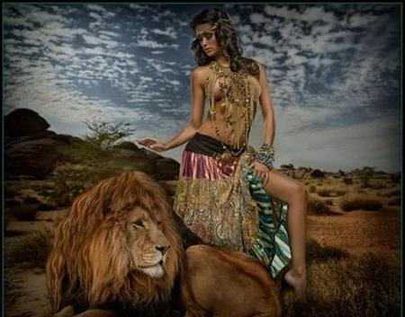 гороскоп жінка лев