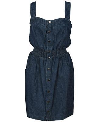 Жіночі джинсові сарафани: завжди модно, стильно, практично