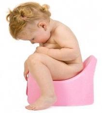 Рідкий стілець у дитини: що робити?