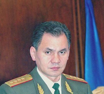міністр оборони Шойгу біографія