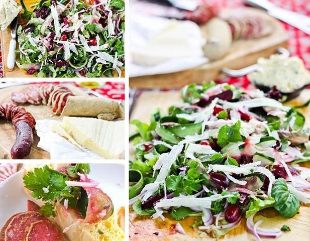 дуже смачні салати