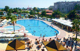 Зірковий готель euphoria palm beach: туреччина чекає гостей